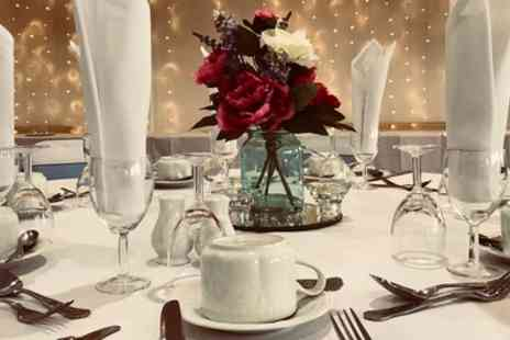 The Park Wood - Wedding Package for 40, 50 or 60 Day Guests with 20 Additional Evening Guests - Save 67%