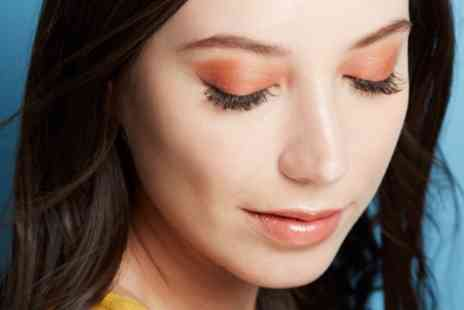 Luxe Nails Hair Beauty - Full Set of Semi Permenent Eyelash Extensions - Save 61%