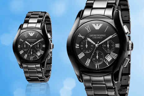Class Watches - Mens Emporio Armani AR1400 watch - Save 70%