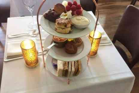 Souls Restaurant - Fusion Afternoon Tea with Optional Prosecco for Two or Four - Save 46%
