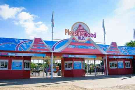 Pleasurewood Hills - Pleasurewood Hills Park Entry for Up to Four People - Save 25%