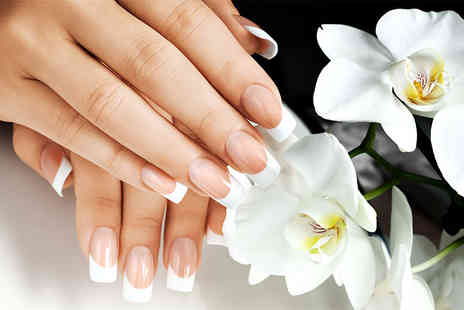 LC Aesthetics - Gel manicure or pedicure or both treatments - Save 0%