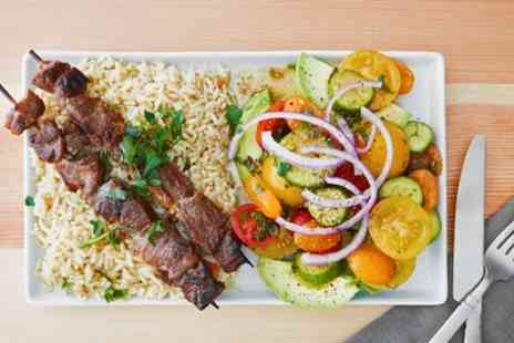 Yalla Beirut Restaurant - Meze Tasters to Share 10 for Two, 20 for Four or 30 for Six - Save 58%