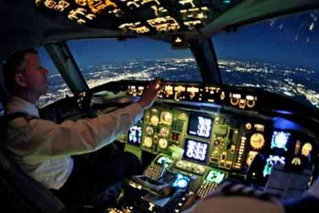 SimAir737 - Up to 120 Minutes of Flight Simulator Experience - Save 39%
