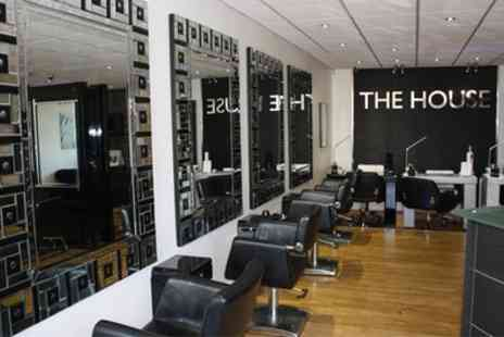 The House Hair - Restyle Cut and Finish - Save 54%