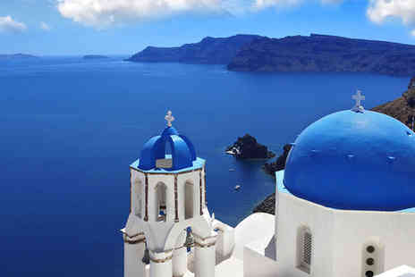 Luna Santorini Suites - Luxury Boutique Suite Stay - Save 44%