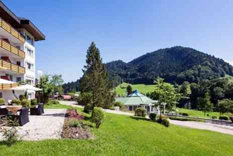 Alpenhotel Oberstdorf - Two night stay in the Allgäu region with dinner & champagne - Save 0%