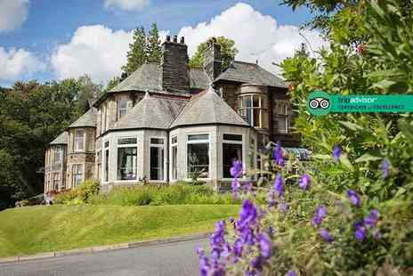 Merewood Country House Hotel - One or two night stay for two with cream tea and breakfast or include a seven course tasting menu - Save 46%