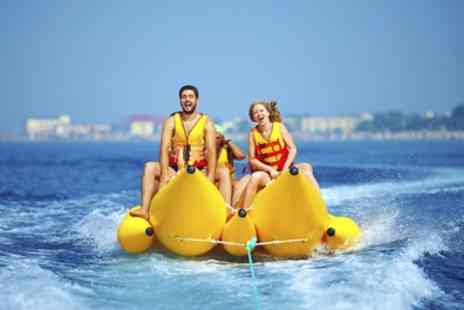 East Coast Adventure - Water Sports Adventure Day for One or Family of Four - Save 0%