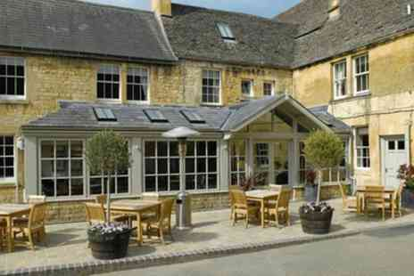 Noel Arms Hotel - Afternoon Tea with Optional Prosecco for One, Two or Four - Save 31%
