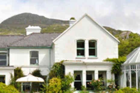 Cashel House Hotel - In Connemara Overnight Galway Stay plus Breakfast - Save 49%