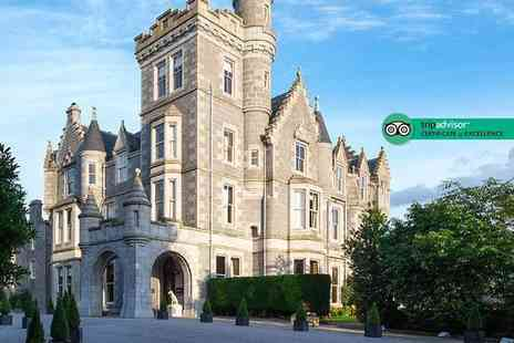 Mercure Aberdeen Ardoe House Hotel & Spa - Overnight stay for two people with a full English breakfast and late 6pm check out - Save 34%