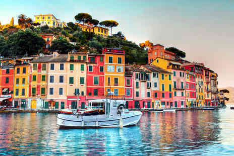 Grand Hotel Bristol Resort & Spa - Four Star Historic Hotel Stay For Two on the Italian Riviera - Save 64%