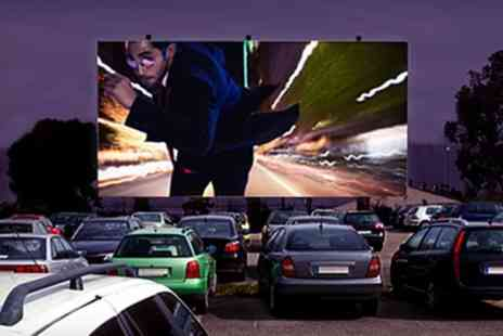 Moonlight Drive in Cinema - One Car Admission - Save 32%