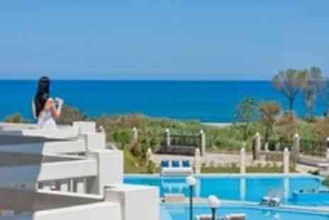 Chryssana Hotel - In Crete Seven Night Stay For Two With Half Board - Save 0%