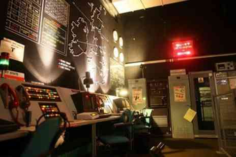 Hack Green Secret Bunker - Entry for Children or Adults to Hack Green Secret Bunker - Save 38%