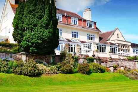 Northfield Hotel - Somerset escape with 4 course dinner - Save 41%