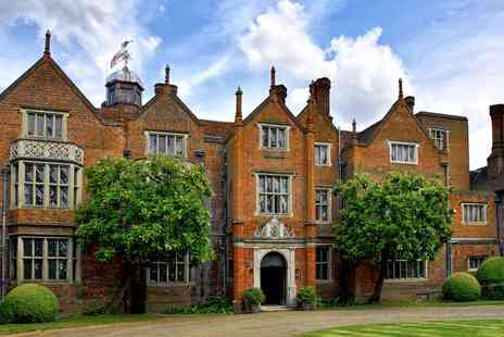 Great Fosters Hotel - Traditional Egham hotel Stay - Save 0%