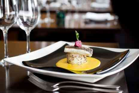 Mint and Mustard - Michelin Recommended Two Course Meal for Two or Four - Save 44%
