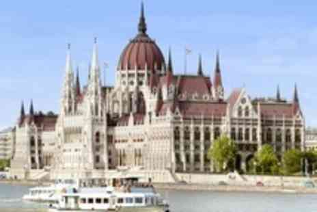 Viva Holidays - In Budapest Three Night Stay For Two With Flights and Breakfast between 16 and 31 July 2012 - Save 41%
