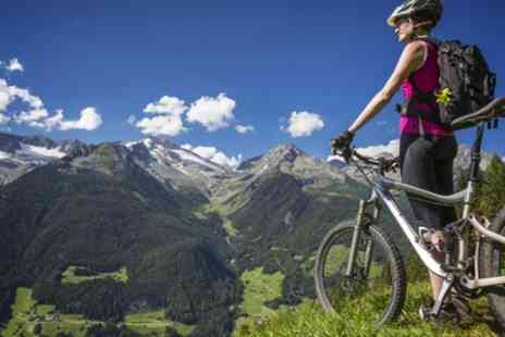 East Coast Adventure - Three Hour Hardtail Mountain Bike Rental for Up to Four - Save 41%