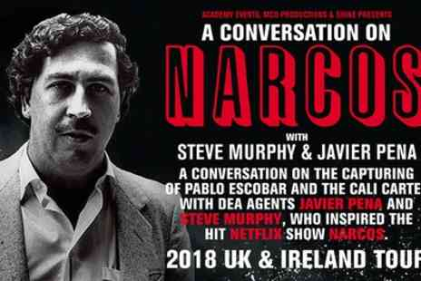 Narcos Live - Ticket for one balcony or stalls seat to Narcos Live - Save 26%