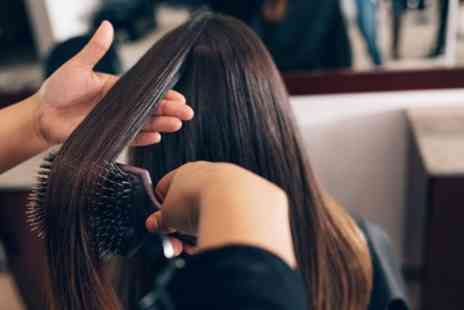 Hair - Cut and Blow Dry with Optional Half or Full Head of Highlights or Full Colour - Save 74%
