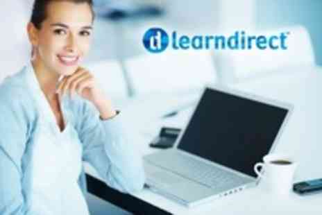 Learndirect - Twelve Months Online Web Design Package With 29 Courses Including Photoshop, Flash And Internet Marketing - Save 92%