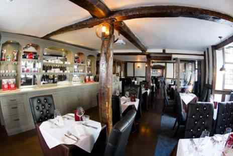 Marcos New York Italian - Two Course Lunch or Dinner with Optional Wine for Two - Save 56%