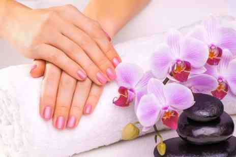 Urban Soul - Gel Manicure or Pedicure or Both - Save 66%
