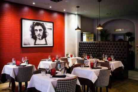 Marcos New York Italian - Two Course Lunch or Dinner with Optional Wine for Two - Save 57%