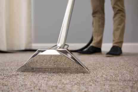 Carpet Cleaning 24 - Caret Cleaning Service for One Room and Hallway or Two Rooms of Any Size - Save 0%