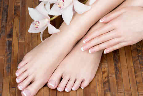 Bon Bons Beauty - Luxury pedicure - Save 36%