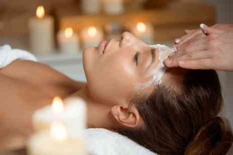 Lotus Hair and Beauty - Facial with Indian Head Massage for One or Two - Save 44%