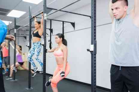 CrossFit Iceni - One Month Gym Membership for One - Save 64%