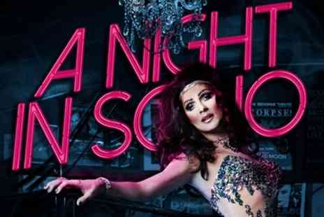 The Phoenix Artist Club - A Night in Soho with Vanity von Glow, Two or Four Tickets and Prosecco - Save 42%