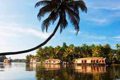 Falcon and Sachz Tours - Nine night Kerala tour including flights & excursions - Save 0%