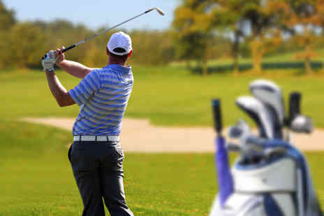 Grange Park Golf Club - Two, 30 minute PGA pro golf lessons - Save 73%