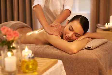 Little Treats Holistic Therapies - One Hour Deep Tissue Massage - Save 63%