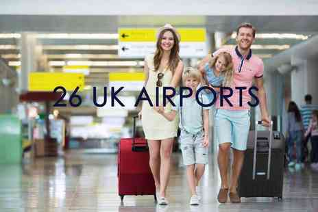 The Parking Website - £1 for up to 15% off airport parking with no booking fees - Save 0%