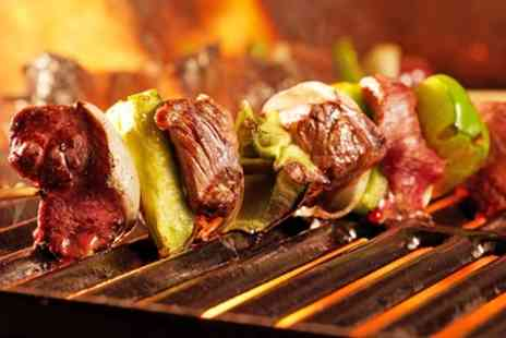 Rodizio Rico - All You Can Eat BBQ with Caiprinha Cocktail - Save 40%