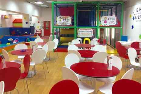TeaTots - Party Package for Up to 15 Children - Save 54%