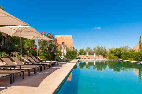 Adama Resort - Villa Stay with Spa Extras in Marrakech for two - Save 59%