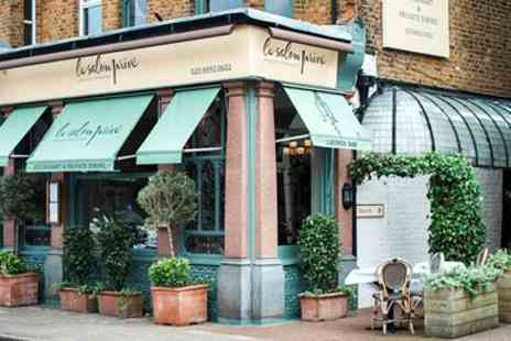 Le Salon Prive - Three course lunch for 2 near Twickenham - Save 28%