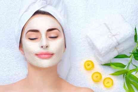 KnuSkin Advanced Skincare & Wellness Spa - Three hour spa day with a choice of 30 minute treatment and light lunch for one or two - Save 51%