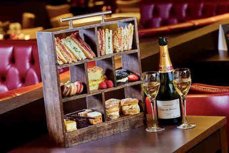 Marco Pierre White - Afternoon tea for two people with a glass of Prosecco each - Save 46%