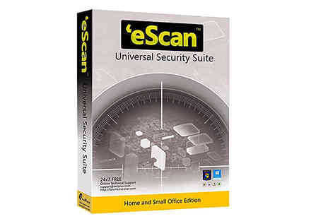 Epic Easy - One year subscription to eScan Universal Security Suite for up to two devices - Save 80%