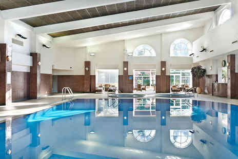 The Belfry - Full spa day for one person including a fire and ice experience, two treatments and afternoon tea - Save 51%