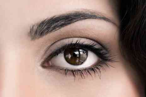 Divine Hair & Beauty - Semi Permanent Make Up on Eyebrows - Save 37%