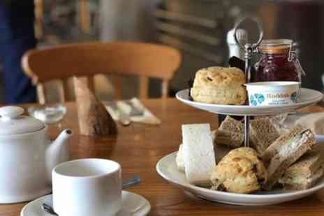 The Drax Arms - Traditional Afternoon Tea for Two or Four - Save 35%